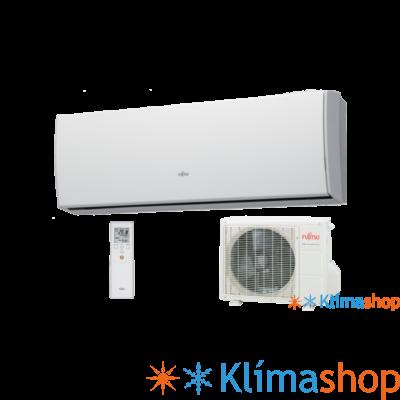 Fujitsu SLIM DESIGN inverteres mono oldalfali split klímaszett – ASYG09LUCA/ AOYG09LUCB